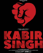 shahid kapoor look in kabir singh is leaked