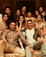 housefull wrap up party