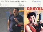 Sunny Deol S Ghayal Once Again Character Revealed