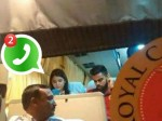 Virat Kohli Anushka Sharma Avoid Eye Contact Rcb Van Post Ipl Match