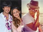 Shahrukh Khan Chilling In Goa