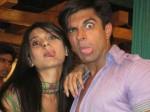 Karan Singh Grover And Jennifer Winget Romantic Pics