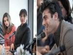Richa Chadda Rescued Fawad Khan From Journalist S Improper Question