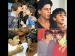 Shahrukh Khan S Children Aryan And Suhana Cute Childhood Pics