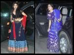 Amitabh Bachchan Diwali Party Pics Shahrukh Khan Suhana