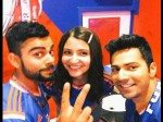 Virat Kohli Has Long List Of Friends In Bollywood See Pics