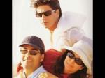 Behind The Scene Pics Of Iconic Movie Kabhi Khushi Kabhi Gham