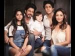 Shahrukh Khan Latest Family Pic Shared By Aryan Khan