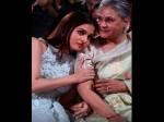 Aishwarya Rai And Jaya Bachchan Adorable Pics Together