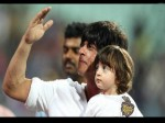 Abram Claps Every Time He Sees Me Doing Action Says Shah Rukh Khan