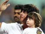 Shahrukh Khan S Tiny Tot Abram All Set For School