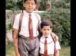 Bollywood Stars School Days Pics