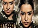Shraddha Kapoor Turns Designer For Haseena The Queen Of Mumbai