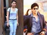 Fatima Sana Shaikh On Touching Shahrukh Khan