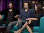 Koffee With Karan Season 5 Zoya Akhtar Imtiaz Ali Kabir Khan
