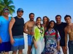 Salman Khan On Family Vacation In Maldives For Nephew Ahil Birthday Celebration
