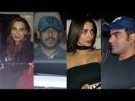 Salman Khan Other Bollywood Starss Attend Seema Khan S Birthday Bash