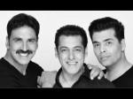 Salman Is Upset With Karan Johar Because Sushant Singh Rajput