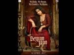 Vidya Balan Starrer Begum Jaan New Poster