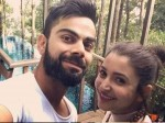 Virat Kohli Shared Picture With Anushka On Women Day