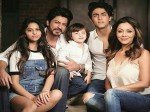 Shahrukh Khan Make Major Changes Aryan Suhana Abram