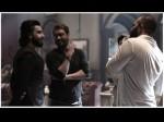 Ranveer Singh On Set Of Golmaal Again