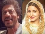 Shahrukh Khan Flirts With Shashi Of Phillauri Aka Anushka Sharma