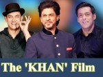 The First Film Offered The Three Khans Shahrukh Salman Aamir