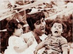 Amitabh Bachchan Shares Cute Pic Of Toddler Shweta Bachchan And Twinkle Khanna