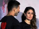 Shahid Kapoor Embarrassed Kareena Kapoor Calling Her Senior