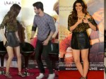 Sushant Singh Rajput Saved Kriti Sanon From Wardrobe Malfunctioning