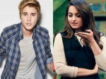 Singers Not Happy About Sonakshi Sinha Performing At Justin Bieber Show