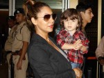 Shahrukh Khan Son Abram Picture With Mom Gauri Khan Gone Viral