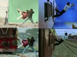 Before And After Vfx Scene Shot In Bollywood Movies