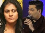 Kajol Reaction On Asking Whether She Will Be Visiting Karan Johar Babies Or Not
