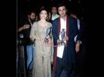 Ranbir Kapoor And Alia Bhatt Wins Lokmat Maharashtrian Of The Year Award