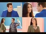 Salman Khan Katrina Kaif Romance In New Commercial