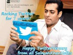 Seven Years Salman Khan Is Being Celebrated On Twitter