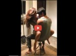 Sushant Singh Rajput And Kriti Sanon Lovey Dovey Video