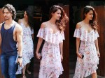 Tiger Shroff Ignores Media As He Gets Clicked With Disha Patani