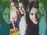 Ekta Kapoor Posts Selfie With Her Tulsi Parvati Smriti Irani Sakshi Tanwar