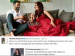 Twinkle Khanna Hits Back At Publishing Daily Tiff Stories With Akshay Kumar
