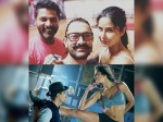 Aamir Khan Katrina Kaif Learn Dance Steps From Prabhu Deva Thugs Of Hindostan