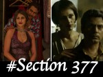 Section 377 Lgbtq Community Gets Its Strongest Character Kubbra Sait From Sacred Games