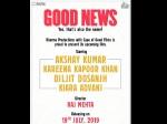 Akshay Kumar Announced His Next Film Good News