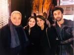 Alia Bhatt With Ranbir Kapoor And His Parents See Photos