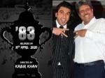 Ranveer Singh Film 83 Release Date Announced Deets Here