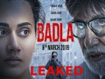 Badla Movie Leak Online By Tamil Rockers Now Available Free Download In Hd Print