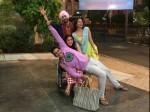 First Pic Akshay Kumar Kareena Kapoor Khan Diljit Dosanjh And Kiara Advani In Good News