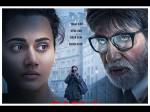Badla Box Office Update Starring Amitabh Bachchan Taapsee Pannu